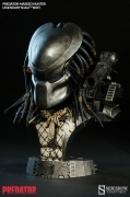 Sideshow MASKED HUNTER PREDATOR Legendary Scale BUST
