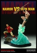 Sideshow Namor vs Iron Man Diorama EXCLUSIVE