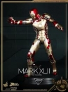 Hot Toys POWER POSE Iron Man 3 MARK 42