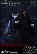 Hot Toys EMPEROR PALPATINE DELUXE Episode VI Star Wars 1/6 DX