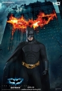 Enterbay 1/4 BATMAN Bale HD Masterpiece TDK Doll