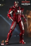 Hot Toys SILVER CENTURION Iron Man MARK XXXIII 1/6 FIGURE