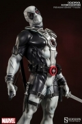 DEADPOOL Sideshow X-FORCE Premium Format