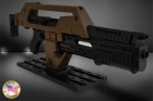 Hollywood Collectibles ALIENS PULSE RIFLE Replica 1:1 Brown