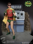 TweeterHead ROBIN MAQUETTE Batman to The Batmobile DIORAMA