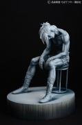 ASHITA NO JOE Yabuki 1/6 Statue ROCKY JOE Black Color ORCA TOYS