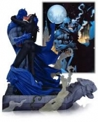 BATMAN & CATWOMAN KISS Statue BATMAN HUSH Dc
