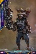 Hot Toys ROCKET Guardians of The Galaxy 2 DLX 1/6 Figure DELUXE