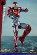 Hot Toys MARK XLVII DIECAST IRON MAN Homecoming Spiderman 12