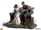 Universal Monsters BRIDE Of FRANKENSTEIN Statue MOEBIUS Sideshow