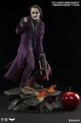 Sideshow THE JOKER Dark Knight PREMIUM FORMAT 1/4 Statue