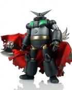 Sentinel BLACK GETTER Riobot T-REX Ryoma DIECAST Chogokin src