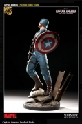 Sideshow 1/4 CAPTAIN AMERICA Premium Format Movie EXCLUSIVE