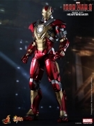 Hot Toys HEARTBREAKER Iron Man MARK XVII Figure 1/6 MMS 212
