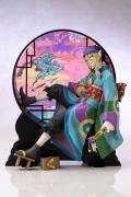 Artfxj MONONOKE Kusuriuri KOTOBUKIYA Statue