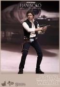 Hot Toys HAN SOLO Star Wars 1/6 Figure