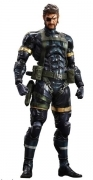 Play Arts Kai METAL GEAR SOLID 5 GROUND Z SNAKE P.A.K.