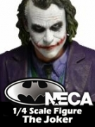 Neca JOKER 1/4 Batman THE DARK KNIGHT 45 cm. FIGURE 18