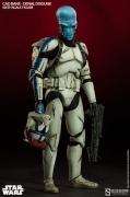 Sideshow CAD BANE DENAL DISGUISE 1/6 Star Wars FIGURE