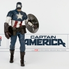 ThreeA CAPTAIN AMERICA 1/6 Marvel 12