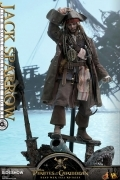 Hot Toys JACK SPARROW DX Movie Masterpiece 1/6 FIGURE