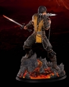Pop Culture Shock SCORPION Mortal Kombat X 1/4 Statue