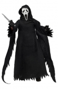 Neca SCREAM Ghost Face CLOTHED Action FIGURE Vestito in Stoffa