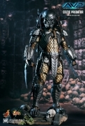 Hot Toys CELTIC PREDATOR AvP 1/6 Figure ALIEN