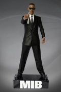 MEN IN BLACK Agent J 1/4 Statue MIB Hollywood Collectibles