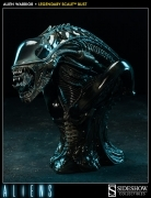 Sideshow ALIEN WARRIOR Legendary Scale BUST 1:2 ALIENS