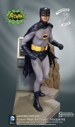 TweeterHead BATMAN To The BATMOBILE Diorama MAQUETTE Statue