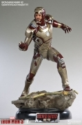 Sideshow MARK 42 Maquette IRON MAN 1/4 Statue