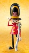 One Piece ONE LEGGED SOLD POP Sail Again FIGURE