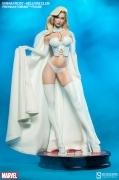 Sideshow EMMA FROST Hellfire Club PREMIUM FORMAT 1/4 Statue