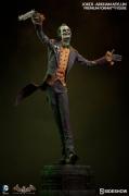 Sideshow ARKHAM Asylum JOKER Premium Format STATUE Batman
