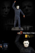 Hollywood Collectibles MICHAEL MYERS Halloween 1/4 STATUE