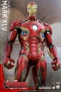 Hot Toys MARK XLV 1/4 SCALE Iron Man FIGURE