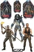 Neca PREDATOR + Dutch SERIE 9 FIGURE x3 Set