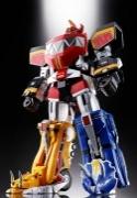 Bandai GX-72 MEGAZORD Daiziujin POWER RANGERS Soul of Chogokin