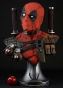 Sideshow DEADPOOL BUST Life-size 1:1 Marvel STATUE