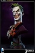 Sideshow JOKER Bust 1:1 Life Size BATMAN