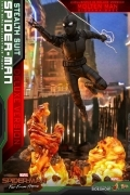 Hot Toys SPIDER-MAN Stealth Suit FAR FROM HOME 1/6 DELUXE Ver.
