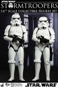 Hot Toys STORMTROOPER SET 1/6 Star Wars FIGURES