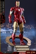 Hot Toys MARK VI Diecast IRON MAN Avengers 1/6 FIGURE