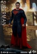 Hot Toys SUPERMAN Dawn of Justice BATMAN 1/6 FIGURE BVS