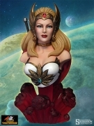 Motu SHE-RA BUST Masters of The Universe TWEETERHEAD
