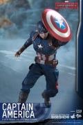 Hot Toys CAPTAIN AMERICA Civil War 1/6 FIGURE