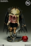 Sideshow WOLF PREDATOR Legendary Scale BUST 1/2 AVP Resin STATUE