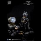 Hybrid Metal BATMAN TDK Figure w/ LIGHT SIGNAL Dark Knight