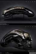 Sideshow GIGER'S ALIEN HEAD CoolProps 1:1 LIFE-SIZE Bust STATUE